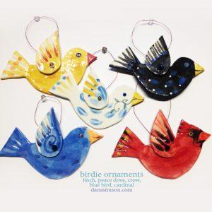 birdie-0rnaments